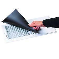 Adjustable Floor Register Deflector by Magnetic Adjustable Air Vent Deflector Heating Cooling Redirect