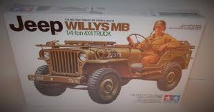 Tamiya 35219 US 1/4 Ton 4x4 Truck Jeep Willys MB 1/35 Scale Kit | EBay