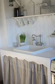 Burlap Utility Sink Skirt by 31 Best Classic Laundry Room Images On Pinterest Laundry Rooms