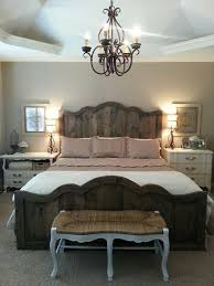 Love My New French Farmhouse Chic Bed And Bedroom Rustic Industrial Vintage