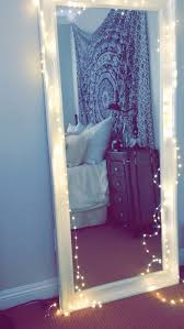 22 Ways To Decorate With String Lights For The Coolest Bedroom Cute Room DecorCute