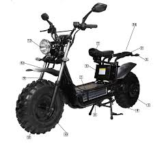 Ive Dreamed Of This An Electric Honda Ruckus