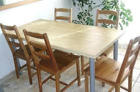 table de cuisine rallonge table de cuisine pliable excellent table de cuisine pliante avec