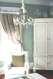 Curtains For Gray Walls Grey Burlap Drapes Room With