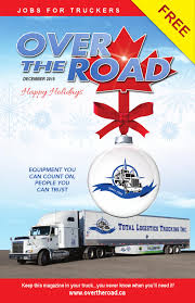OTR Digital December 2015 By Over The Road Magazine - Issuu Trucking Roadrunner Industry Woes Lead To Poor Stock Price Performance Gets Back On Track As Prices Recover Accounting Problems To Impact Results Trucks American Inrstates March 2017 Freight Home Covenant Transportation Valuation May Be Near A Peak Systems Quality Companies Llc Temperature Controlled Company Profile Office Locations Jb Hunt Results Weigh But Soon Stocks Under Pssure Following Warning From