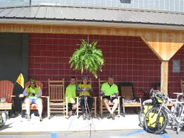 Day 14 Wytheville To Troutdale (5/16) – TransAmerica 2014