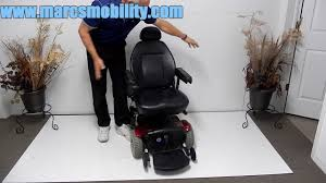 Jazzy Power Chairs Used by Jazzy 1103 Ultra 5