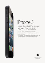 NOW AVAILABLE in the Philippines Apple Certified Pre owned iPhone
