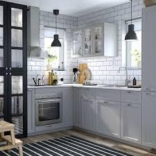 ikea lerhyttan einbauküche küchen design haus küchen
