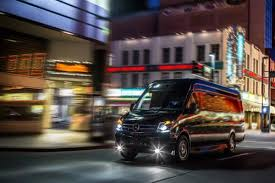 Los Angeles California Custom Conversion Van Dealers