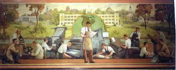 Harlem Hospital Wpa Murals by Wpa Murals Wall Murals You U0027ll Love