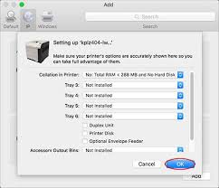 Umd Help Desk by Adding A Network Printer On A Mac Information Technology Systems