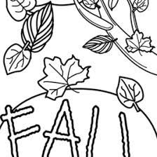 Coloring Pages Fall Trees Kids Drawing And Coloring Pages