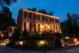 louisville outdoor lighting highlights your brick exterior and