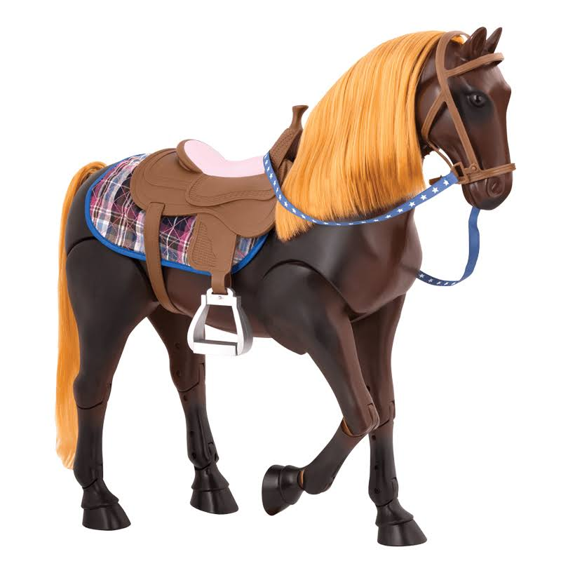 Our Generation Poseable Thoroughbred Horse