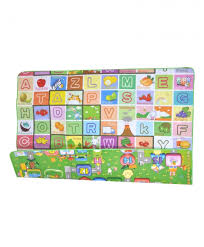 And Number Baby Play Mat Multicolour