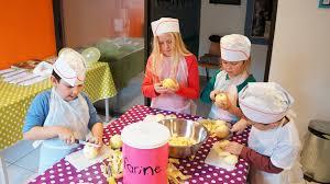 atelier de cuisine enfant les ptits cuistots la cuisine de nadjette