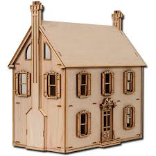 Wholesale New Sweet Home Colombian Coffee House Room DIY Dollhouse