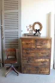 Best Pallet Wooden Drawers Dresser Ideas