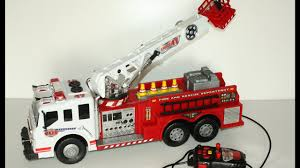 Fast Lane 21 Inch Remote Control Fire Truck - Truck Pictures Lot 246 Vintage Remote Control Fire Truck Akiba Antiques Kid Galaxy My First Rc Toddler Toy Red Helicopter Car Rechargeable Emergency Amazoncom Double E 4 Wheel Drive 10 Channel Paw Patrol Marshal Ride On Myer Online China Fire Truck Remote Controlled Nyfd Snorkel Unit 20 Jumbo Rescue Engine Ladder Is Great Fun Super Sale Squeezable Toysrus