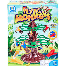 Grafix Flying Monkeys Game