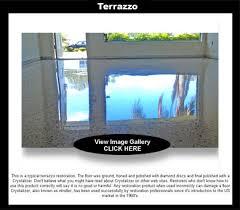 brevard county fl terrazzo floor restoration brevard marble