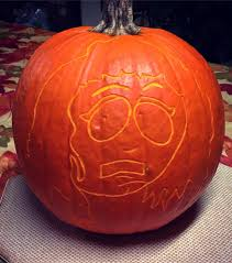 South Park Pumpkin Stencil by Happy Halloween From South Park Sps