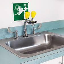 Watersaver Faucet Company Careers by Speakman Eyesaver Classic Sef 1800 Ca Eyewash Faucet Bathroom