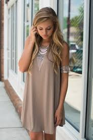 mocha t shirt dress swoonboutique prom and such pinterest