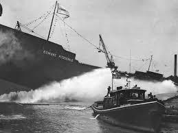Edmund Fitzgerald Sinking Location by Rare Photos Edmund Fitzgerald