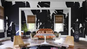 100 Walls By Design How Chris Wyrick Created The Unconventional Wall Treatments In Lenny