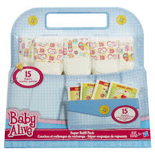 Baby Dressers At Walmart by Baby Alive Super Refill Pack Toys