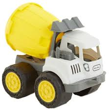 100 Little Tikes Classic Pickup Truck Dirt Digge 2in1 Cement Mixer