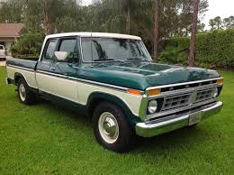 1977 Ford F-250 Supercab Pickup Truck
