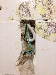 stromleitung im badezimmer isolieren strom