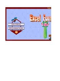 Ceiling Floor Function Excel by Excel Formulae01 Depreciation Business