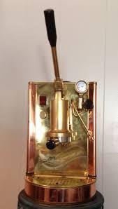 Vintage Enrico Of Italy Espresso Cappuccino Machine CE 12C