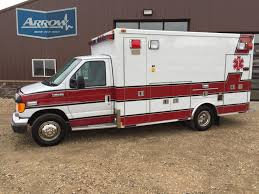 100 2007 Ford Truck 59107 E450 Type 3 Medtec Ambulance For Sale