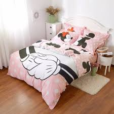 Queen Size Minnie Mouse Bedding by Good Friends Mickey And Minnie Queen Size Bedding Sets Twin Full