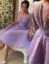 popular purple short dress for prom buy cheap purple short dress