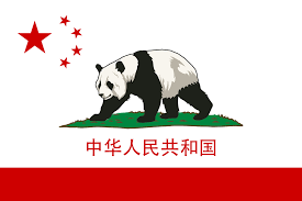 OCCalifornia Ized Peoples Republic Of China Flag