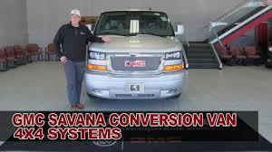 GMC Savana Conversion Van 4X4 Systems