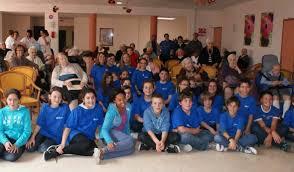maison de retraite montauban montauban séance chorale à la maison de retraite 04 05 2012