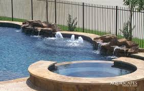 Custom Features - Aquascapes, LLC Aquascape Pools Full Gallery Aquarium Beautify Your Home With Unique Designs Custom Crafted Swimming Pool Hot Tub Service Sheer Descent Waterfall Into Swimming Pool Water Features Aqua Scape Pools Ideas Pinterest And Freeform Spa With Custom Rock Design Aquascape Groundbreakers Group Inc 188 Best Images On Aquascapes Llc Temple City Ca Contractor