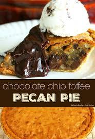 Epicurious Pumpkin Pecan Pie by Best 25 Chocolate Chip Pecan Pie Ideas On Pinterest Pie And