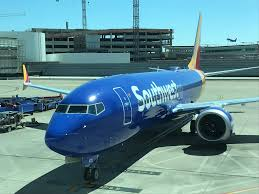 Boeing Enterprise Help Desk by Southwest Boeing 737 Max 8 Inaugural With A U201cspoiler Alert