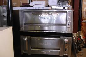 Char Broil Patio Caddie Lava Rocks by Used Double Pizza Oven Brick Blodgett 911p New Equipment U003e Pizza