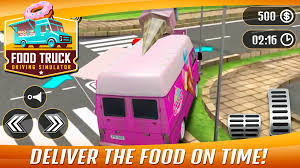 100 Food Truck Games Driving Simulator 20 Seedroid