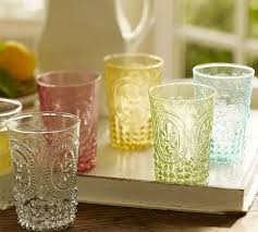 Pottery Barn Victorian Tumblers copycatchic