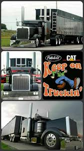 Peterbilt And Cat Engines...